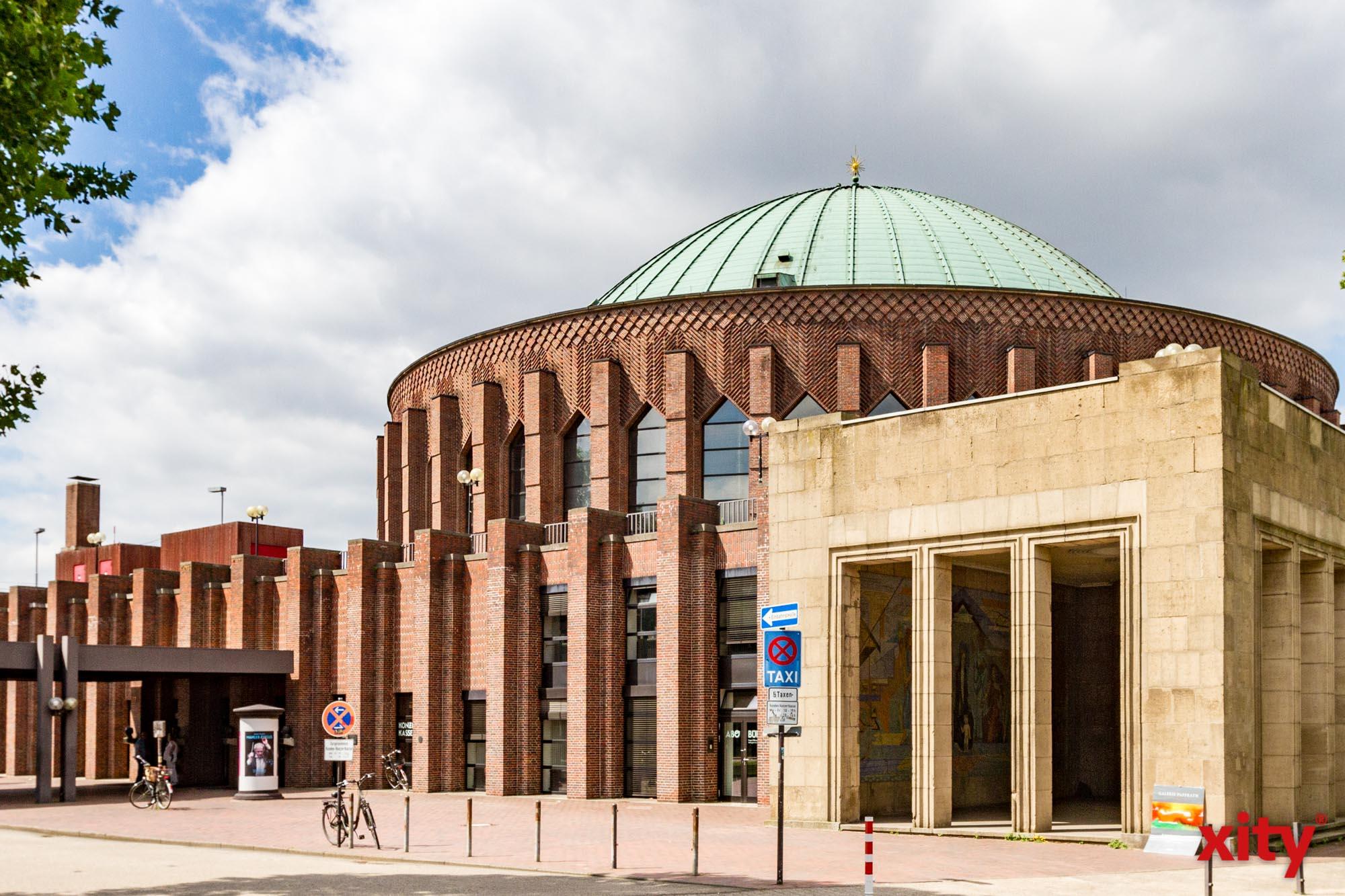 Familienwoche in der Tonhalle Düsseldorf findet erstmals im Freien statt (Foto: xity)