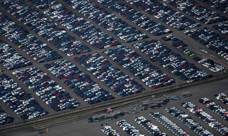 EU-Neuwagenmarkt legt im Mai erneut zu - Vorkrisenniveau aber noch entfernt (© 2021 AFP)