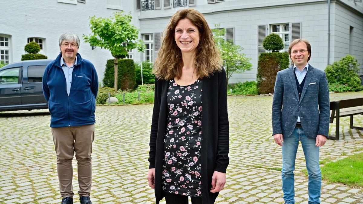 Ilka Hoffmann ist die neue Leiterin für die musikalische Grundstufe an der Musikschule der Stadt Krefeld (Foto: Stadt Krefeld, Presse und Kommunikation, A. Bischof)