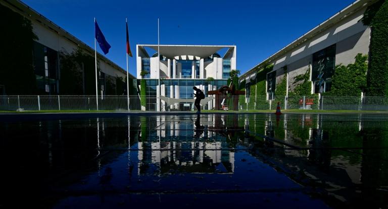Kein Tag der offenen Tür der Bundesregierung in diesem Jahr (© 2021 AFP)