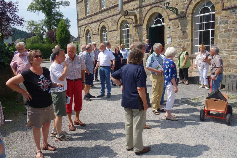 Last Minute: Bis zum 25. Juni für den Dorfwettbewerb 2021 anmelden. (Foto: Isabelle Schöneborn)