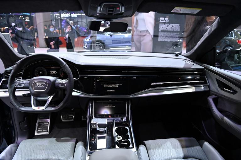Bericht: Audi plant ab 2026 ohne neue Benzin- und Diesel-Modelle (© 2021 AFP)