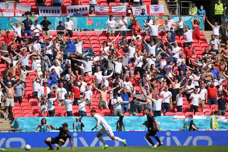 Kanzleramtsminister rät von Reisen zu Fußball-EM-Spielen in London ab (© 2021 AFP)