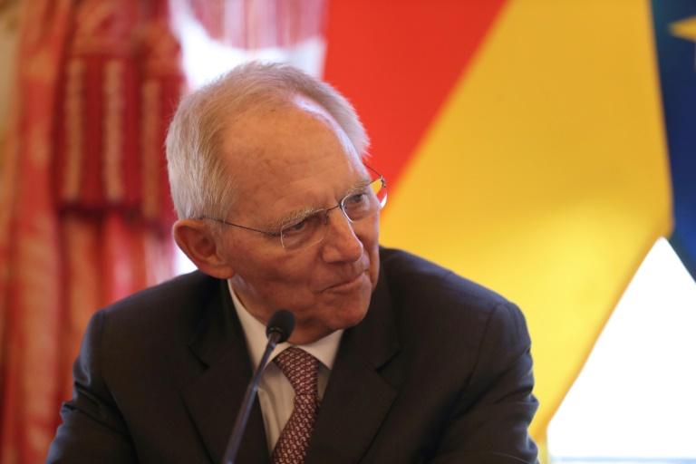 Schäuble bestreitet Tendenz nach Rechts in der CDU (© 2021 AFP)