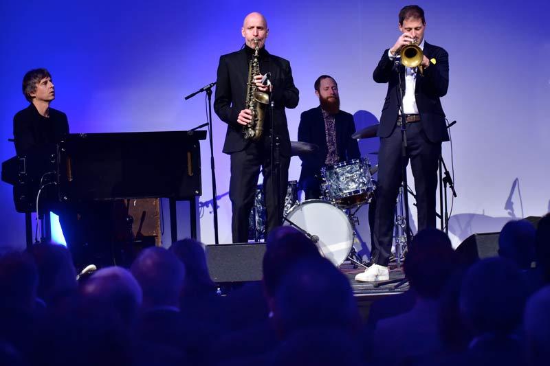 Das Thomas Siffling Groove Quartett spielt am 27. Juni auf der Wertheimer Burg. (Foto: Manfred Rinderpacher)