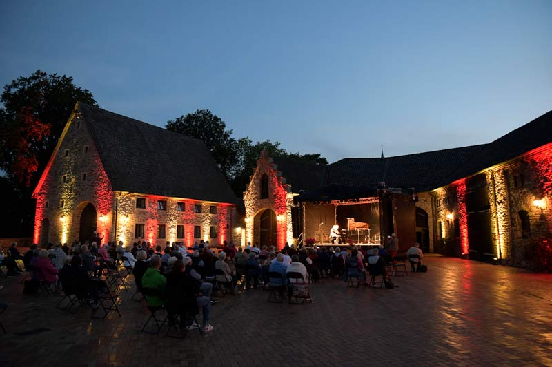Opherdicker Sommerbühne. (Foto: Kreis Unna)