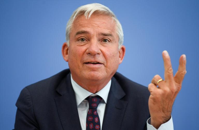 Innenminister von Bund und Ländern für härtere Gangart gegen Antisemitismus (© 2021 AFP)