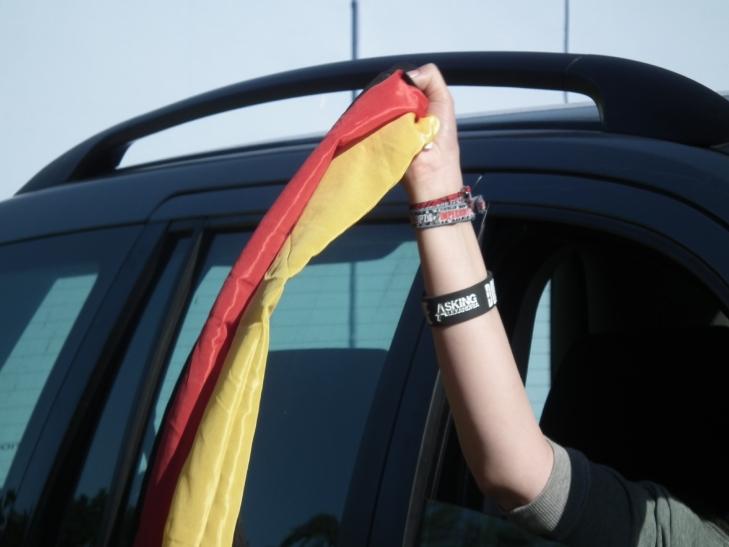 Fußball-EM: Deutschland schlägt Portuagl 4:2 (Foto: xity)