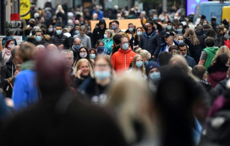 Bevölkerung Deutschlands erstmals seit 2011 nicht gewachsen (© 2021 AFP)