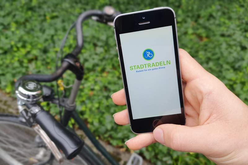 Noch bis zum 25. Juni können im Rahmen der Aktion Stadtradeln Leezenkilometer gesammelt werden. (Foto: Stadt Münster)