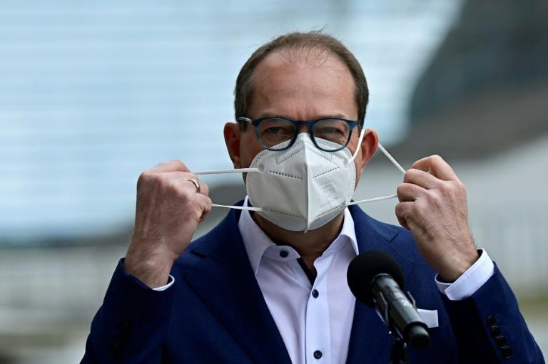 Dobrindt kann sich Fortsetzung der Koalition mit SPD vorstellen (© 2021 AFP)