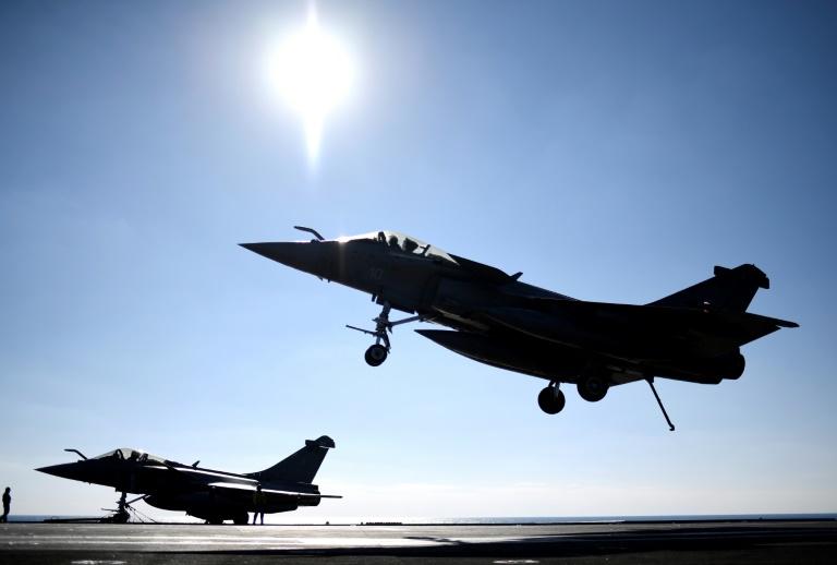 SPD äußert Vorbehalte gegen Luftkampfsystem FCAS (© 2021 AFP)
