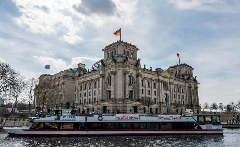 Mehr als 80 Parteien und Vereinigungen wollen bei Bundestagswahl antreten (© 2021 AFP)