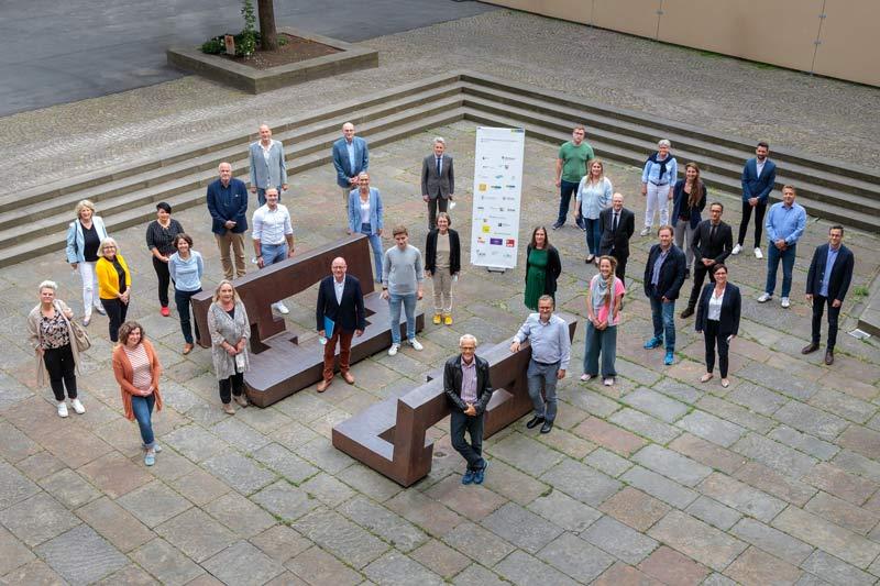Runder Tisch gegen sexuelle Gewalt. (Foto: Stadt Münster)