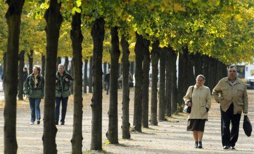 Versicherer rechnen für 2022 wieder mit genereller Rentenerhöhung (© 2021 AFP)