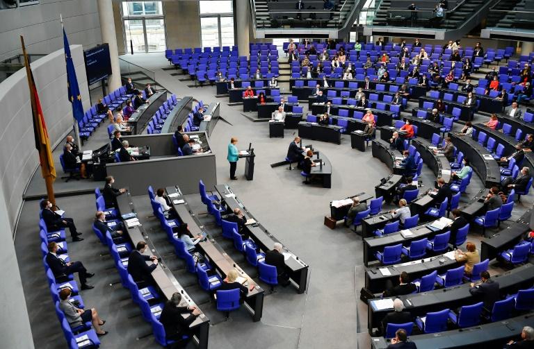 Bei antisemitischen Straftaten wird künftig die Einbürgerung verweigert (© 2021 AFP)