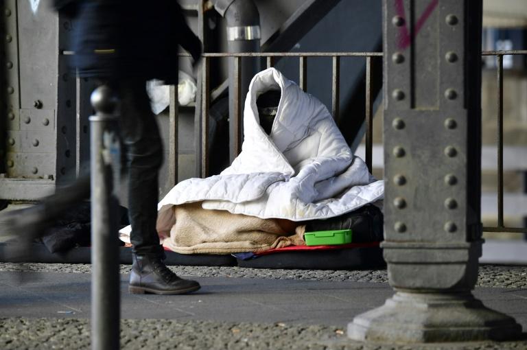 """Grüne kritisieren """"Rekordniveau"""" bei Armut als nicht akzeptabel (© 2021 AFP)"""