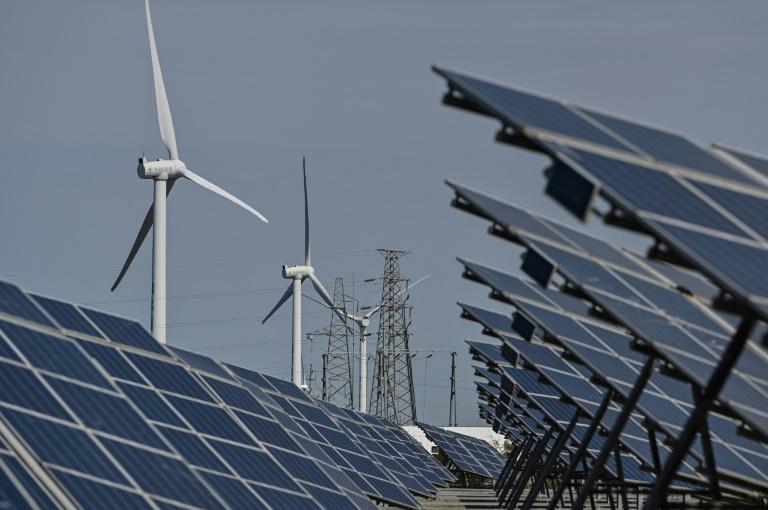 Kommunen fordern mehr Geld vom Bund für Klimaschutz (© 2021 AFP)