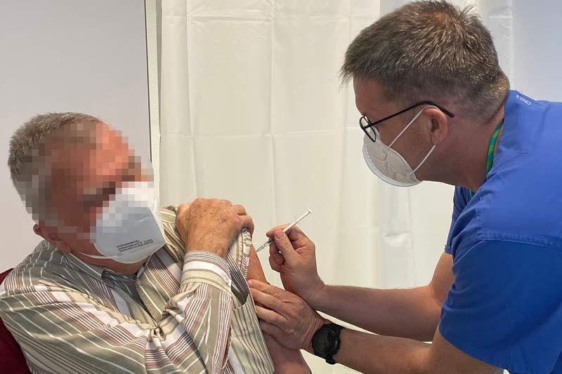 Im Märkischen Kreis sind mittlerweile mehr als 353.000 Schutzimpfungen gegen das Coronavirus erfolgt. (Foto: Alexander Bange)