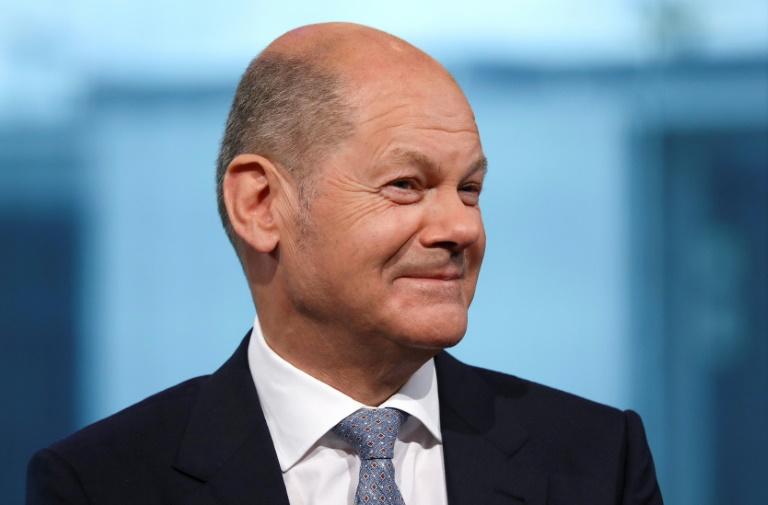 SPD-Kanzlerkandidat Scholz will 96 Prozent der Steuerzahler entlasten (© 2021 AFP)