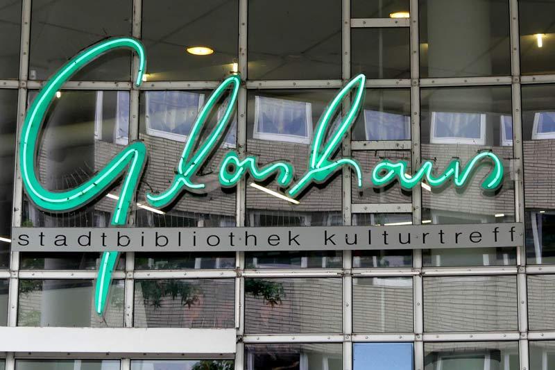 Neue Öffnungszeiten ab 1. Juli 2021 im Glashaus. (Foto: xity)