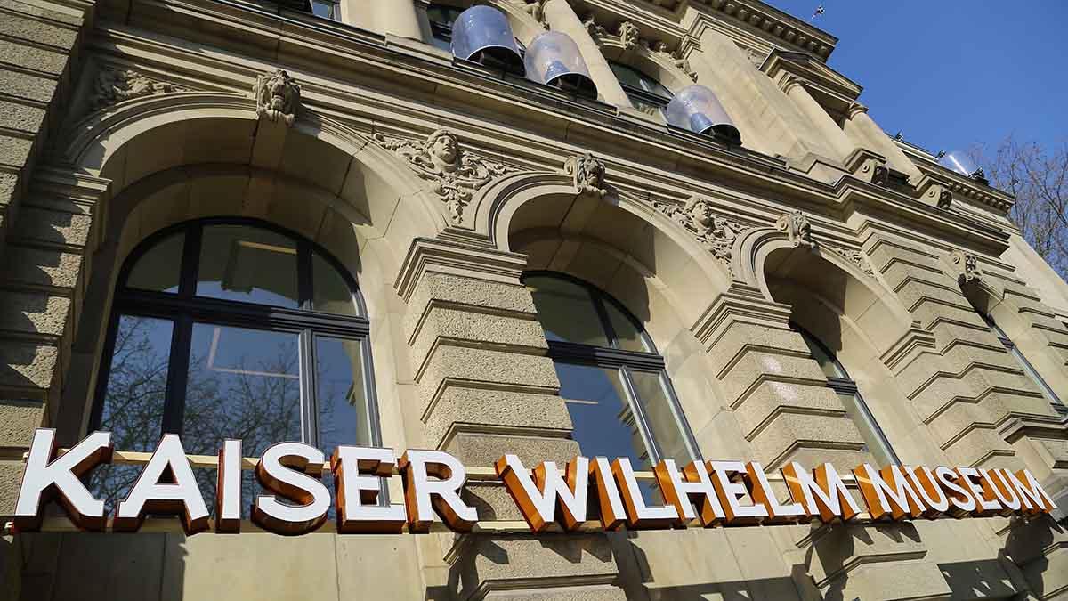 Kunstmuseen Krefeld bieten wieder ihre Abendöffnung Kunst-Impuls an (Foto: Stadt Krefeld, Presse und Kommunikation)