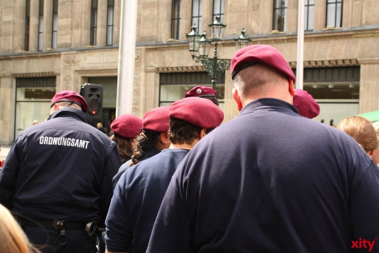 Einsätze des OSD Düsseldorf am Wochenende (Foto: xity)