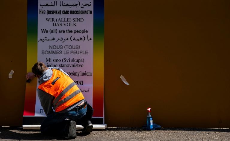 Zuwanderung nach Deutschland geht in Pandemiejahr 2020 stark zurück (© 2021 AFP)