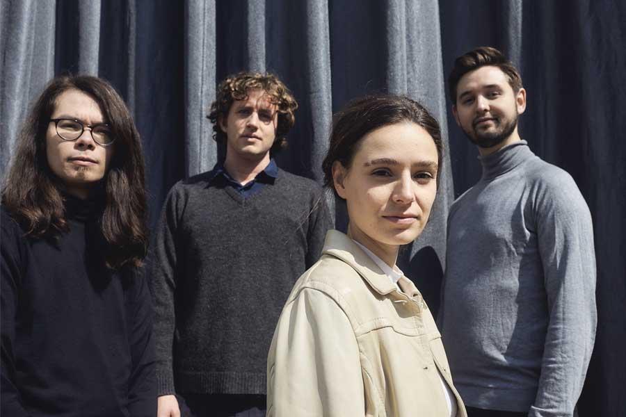 Die Hannah Weiss Group hat den Sparda Jazz Award 2021 gewonnen (Foto: Sophie Wanninger)