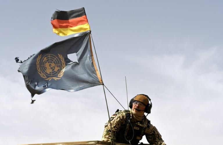 BND vermutet Al-Kaida-Ableger hinter Angriff auf Bundeswehrsoldaten in Mali (© 2021 AFP)