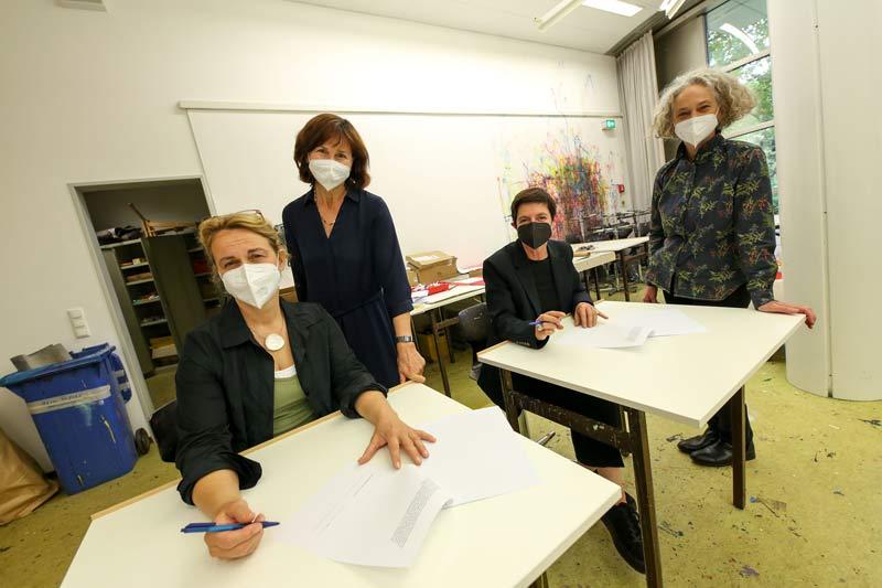 Museum Abteiberg geht Schulkooperation ein. (Foto: Stadt MG)