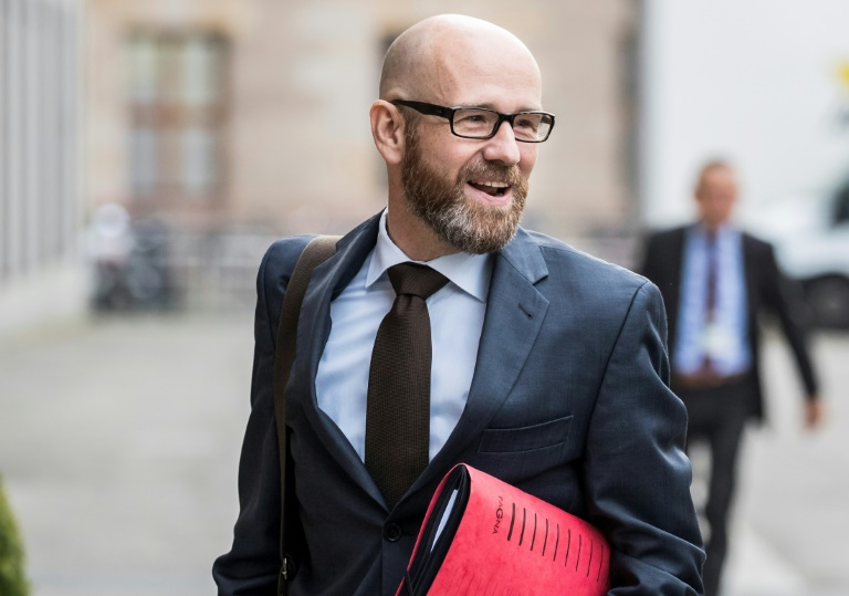 Früherer CDU-Generalsekretär Tauber kritisiert Umgang in CDU (© 2021 AFP)