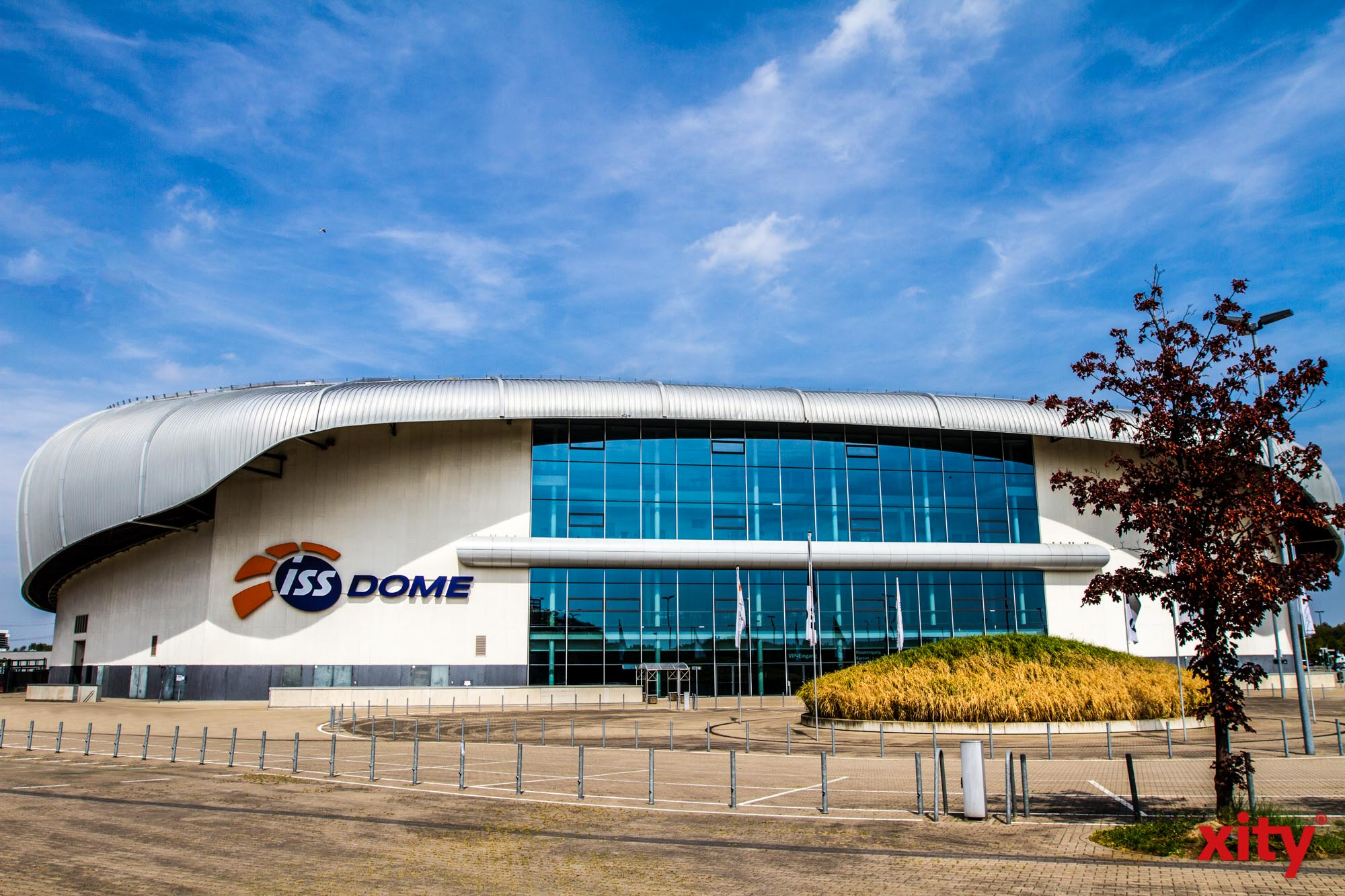 Düsseldorf: Der ISS Dome wird zum PSD Bank Dome(Foto: xity)
