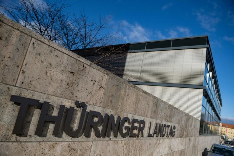 Antrag auf Auflösung von Thüringer Landtag eingebracht (© 2021 AFP)