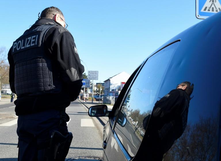 Gewerkschaft der Polizei: Grenzkontrollen wegen Delta-Variante nicht machbar (© 2021 AFP)