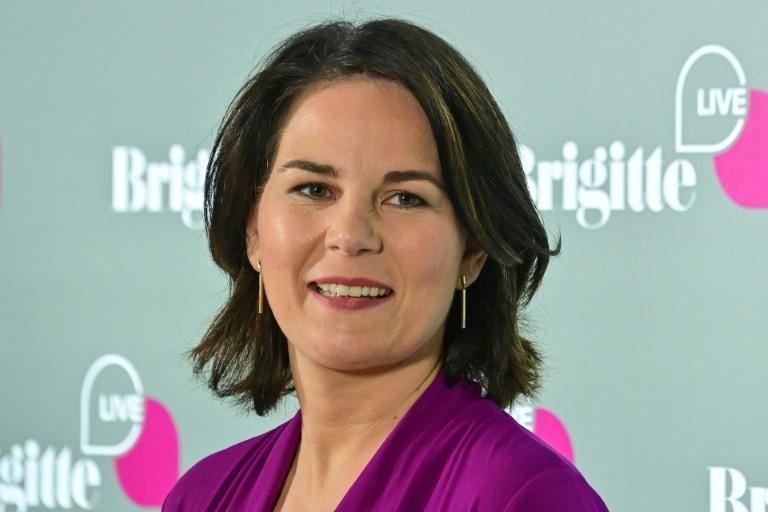Baerbock fordert nach Plagiatsvorwürfen mehr Fairness im Bundestagswahlkampf (© 2021 AFP)