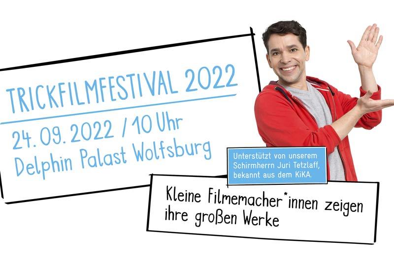 """""""Startklar für den Goldenen Wolf"""". (Foto: Stadt Wolfsburg)"""