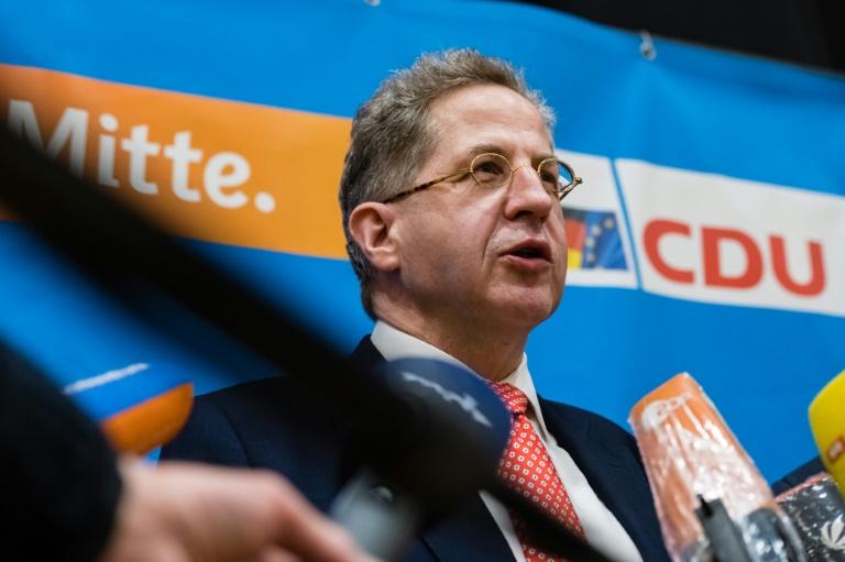 Führende CDU-Politiker verlangen Konsequenzen im Fall Maaßen (© 2021 AFP)