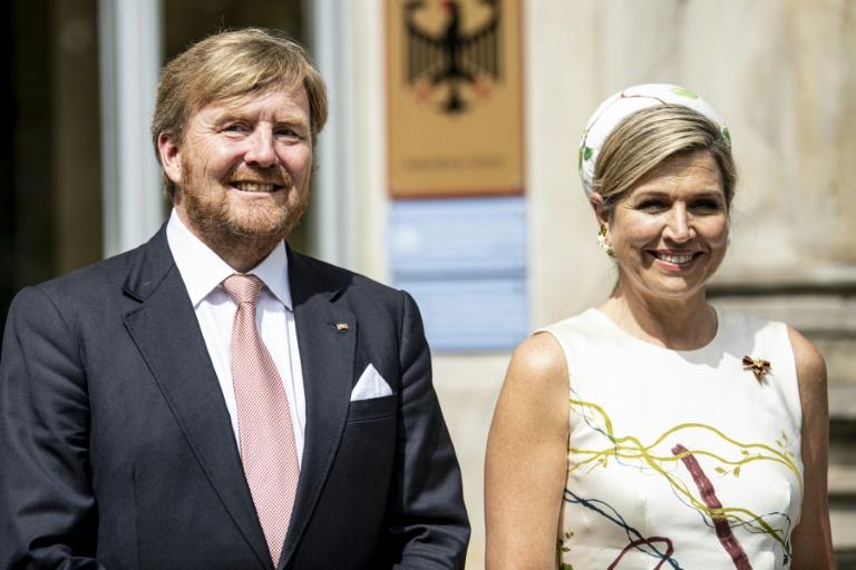 Niederländisches Königspaar in Bundestag und Bundesrat sowie bei Merkel erwartet (© 2021 AFP)