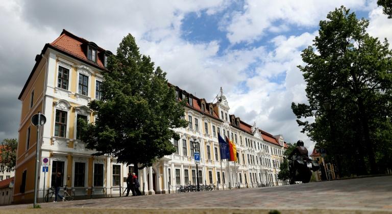 Neuer Landtag von Sachsen-Anhalt tritt erstmals zusammen (© 2021 AFP)