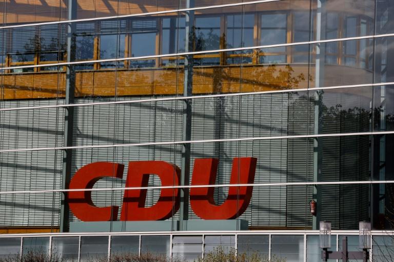 CDU will gesellschaftlichen Zusammenhalt ins Zentrum ihres Wahlkampfs rücken (© 2021 AFP)
