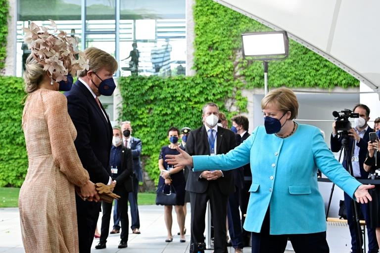 König Willem-Alexander fordert gemeinsame Anstrengungen gegen Klimawandel (© 2021 AFP)