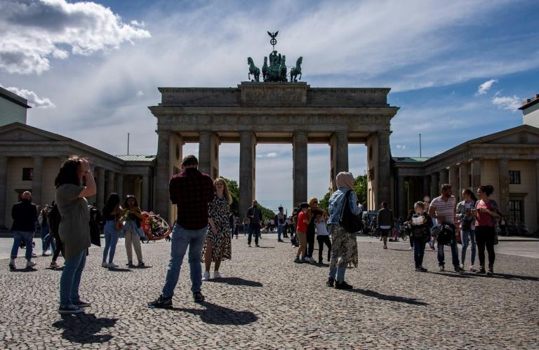 Ostdeutschland liegt bei Wirtschaftsleistung weiterhin deutlich zurück (© 2021 AFP)