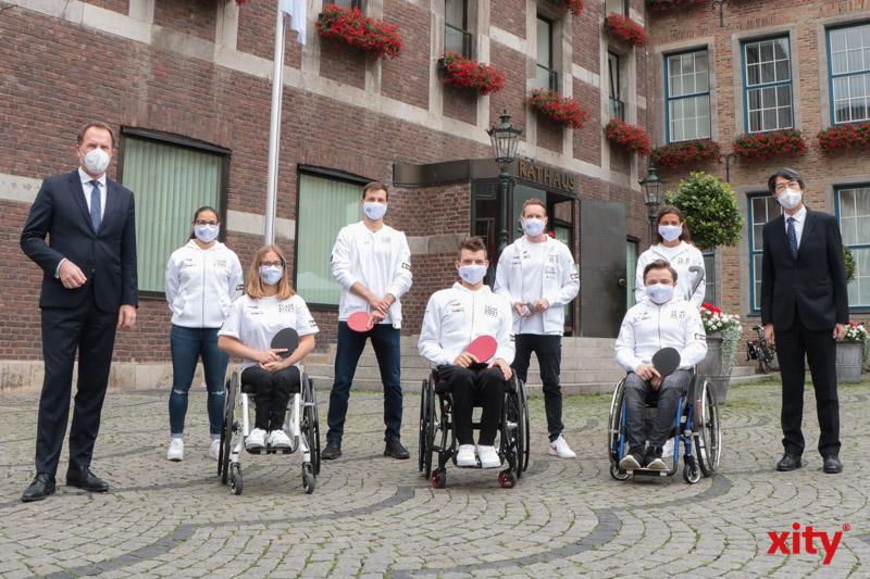 """Team 2021 Düsseldorf""(Foto: xity)"