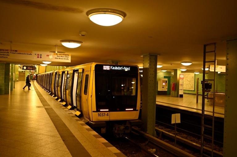 "Neuer Berliner U-Bahnhof ""Museumsinsel"" eröffnet (© 2021 AFP)"