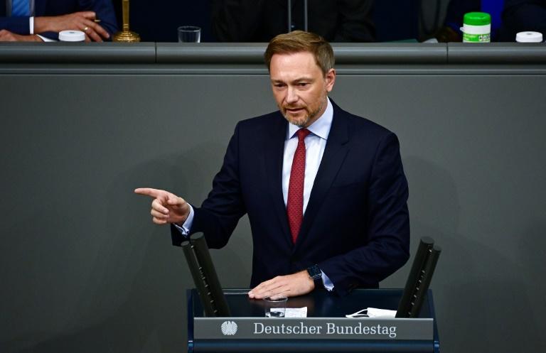 FDP-Chef spricht sich auch bei steigenden Inzidenzen gegen weiteren Lockdown aus (© 2021 AFP)