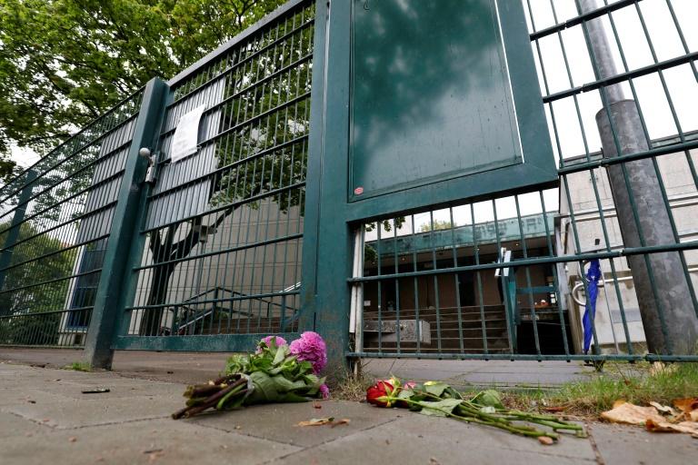 BGH bestätigt Unterbringung wegen Spatenattacke vor Hamburger Synagoge (© 2021 AFP)