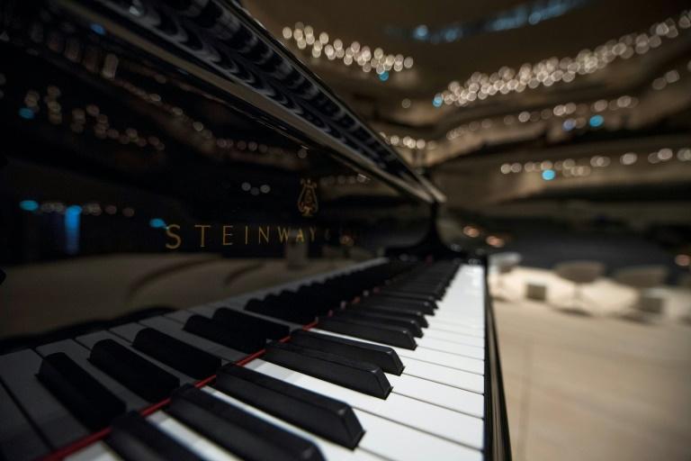 Kein ermäßigter Mehrwertsteuersatz für Online-Klavierkurse (© 2021 AFP)