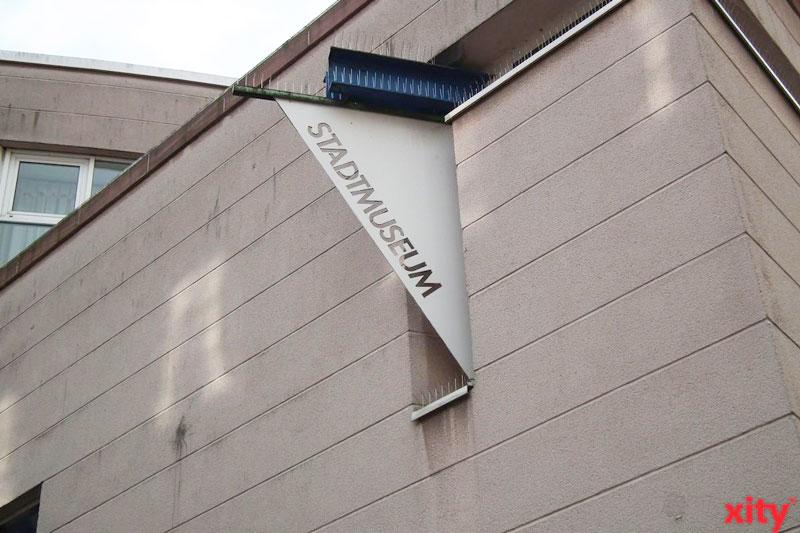 Stadtmuseum Düsseldorf lädt ein zum Ferienprogramm. (Foto: xity)