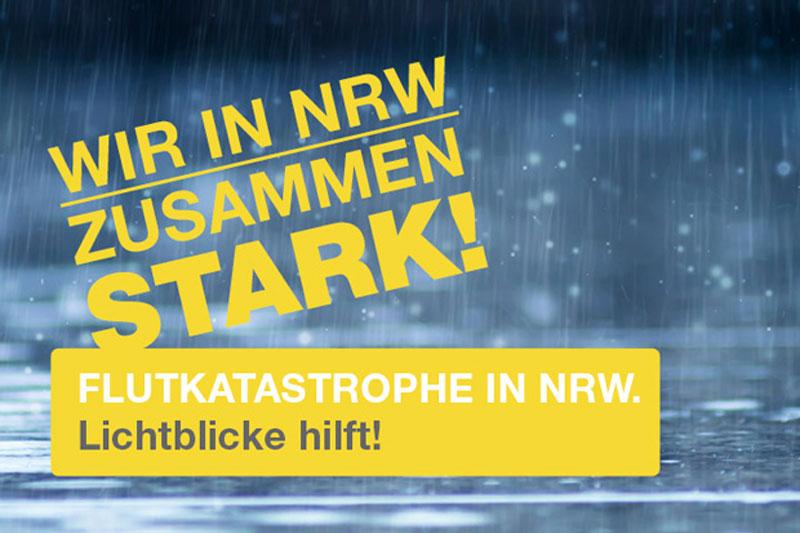 """Spenden für die """"Aktion Lichtblicke"""". (Foto: Stadt Ahlen)"""